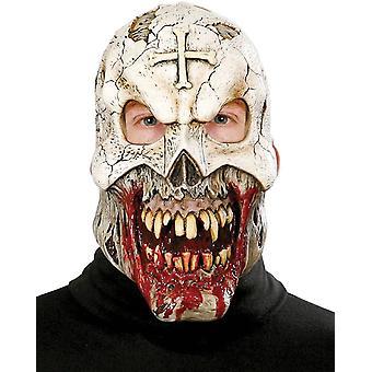 Voodoo Priester Maske für Halloween