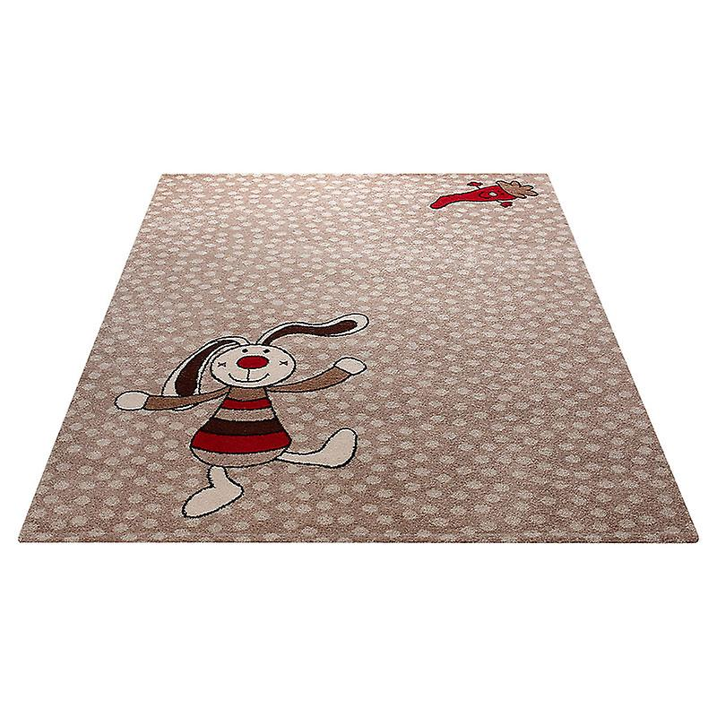 Rugs - Sigi-Kid Rainbow Rabbit Beige - SK 0523-04