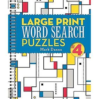 Grande impression mot recherche puzzles par Mark Danna-9781454925743 livre