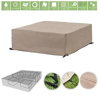 Gardenista® Stone Protective Cover for Corner Sofa Group