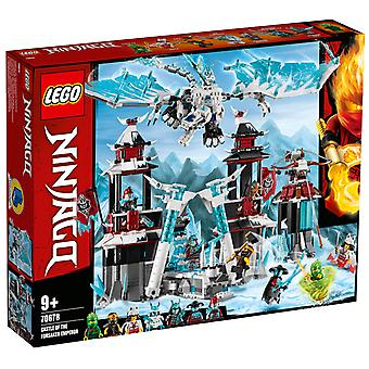 LEGO Ninjago 70678 castillo del emperador Renegados