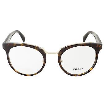 Prada catwalk inspiratie PR 03UV 2AU1O1 51 Cat Eye brillen frames