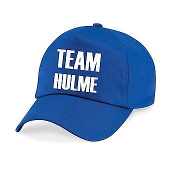 Kids Personalised Team Name Baseball Cap