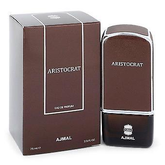 Ajmal Aristocrat Eau De Parfum Spray By Ajmal 75 ml