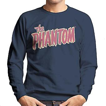 The Phantom Light Text Logo Men's Sweatshirt