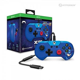 X91 Wired Controller for Xbox One/ Windows 10 (Mega Man) - Hyperkin