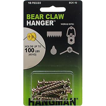 Double Headed Bearclaw Hanger 1