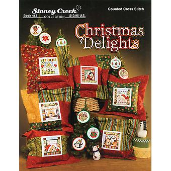 Stoney Creek Christmas Delights Sc 412