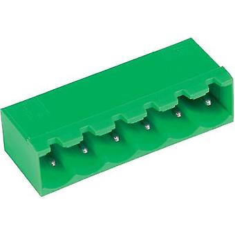 PTR 50950025001F 2-Way 5.0mm 12 A/15A Green