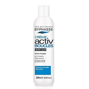Byphasse Active Curls Straightening Cream 250 Ml