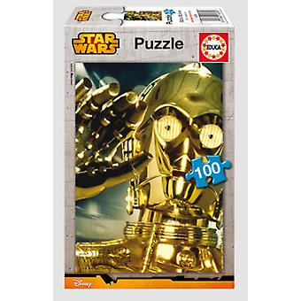 Educa 100 C-3PO Puzzle 100 Pieces (Speelgoed , Bordspellen , Puzzels)