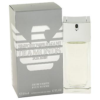 Emporio Armani Diamonds By Giorgio Armani Edt Spray 50ml
