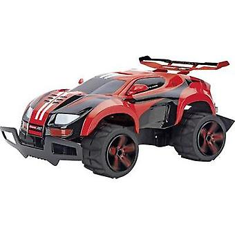 Carrera RC 370182018 Red Galaxy 1:18 RC model car for beginners Electric Monster truck RWD