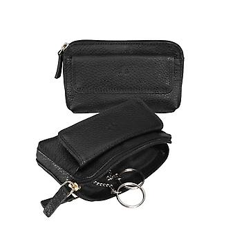 Dr Amsterdam Key-case Mint Black