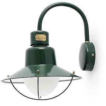 Faro Bcn Newport Green Wall Lamp 1 X E27 60W