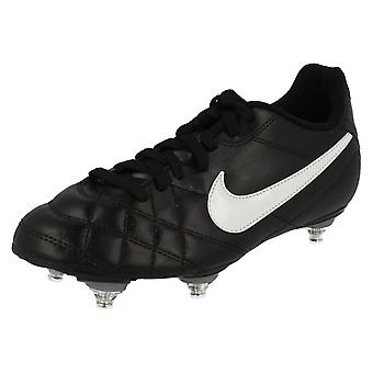 Junior jongens Nike Football laarzen JR Tiempo Rio