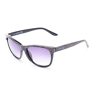 Just Cavalli Damen Cheetah Print klassisch Sonnenbrille Gepard/schwarz
