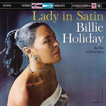 Billie Holiday - Lady i Satin [Vinyl] USA import