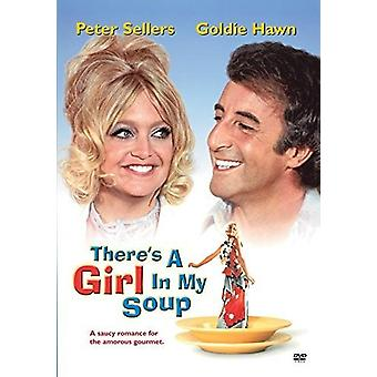 There's a Girl in My Soup [DVD] USA import