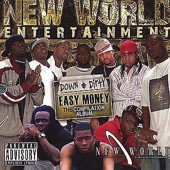 Down & Dirty - lätt pengar [CD] USA import