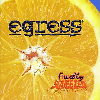 Egress - Freshly Squeezed [CD] USA import