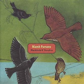 Niamh Parsons - Blackbirds & Thrushes [CD] USA import
