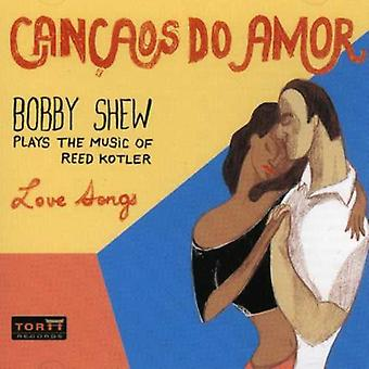 Bobby Shew - Cancaos gøre Amor [CD] USA import