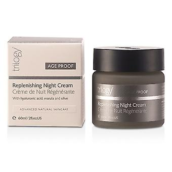 Trilogy Replenishing Night Cream 60ml/2oz