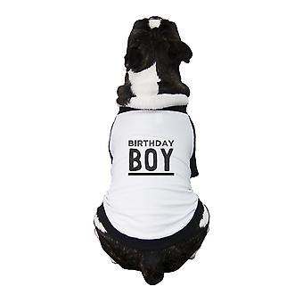 Birthday Boy Cute Pet Birthday Gift Uniqur Graphic Small Pet Tshirt