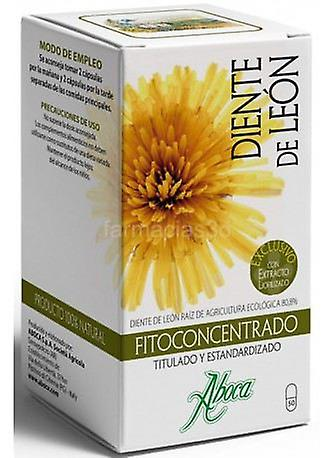 Aboca Dandelion FITOCONCENTRATED 50 Cap