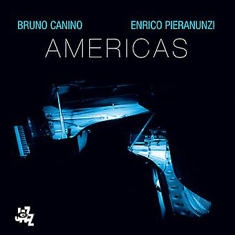 Canini, Bruno / Pieranunzi, Enrico - Amerika [CD] USA import