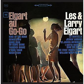 Les Elgart & Larry - Elgart Au Go-Go [CD] USA import