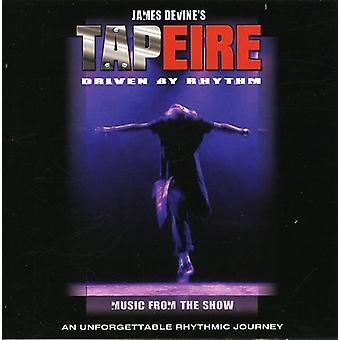 Forskellige kunstnere - James Devine Tapeire [CD] USA importerer