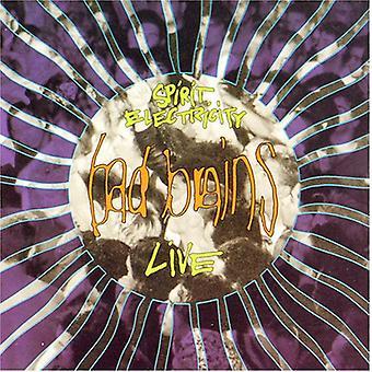 Bad Brains - Spirit Electricity [CD] USA import