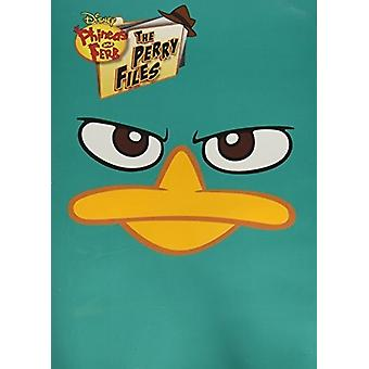 Phineas & Ferb: The Perry Files [DVD] USA import