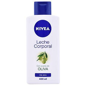 Nivea Aceite Oliva Body Milk 400 Ml