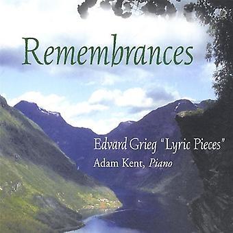 Adam Kent - Remembrances [DVD] USA import