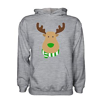 Sporting Lisbon Rudolph Supporters Hoody (grey) - Kids