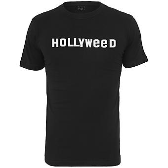 Mister tee shirt - HOLLYWEED black