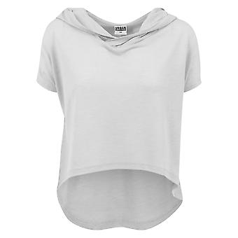 Urban classics ladies short viscose Hoody
