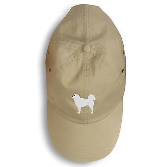 Carolines schatten BB3427BU-156 Poolse Tatra Sheepdog geborduurd Baseballcap
