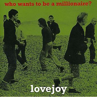 Lovejoy - hvem vil være millionær [CD] USA Importer
