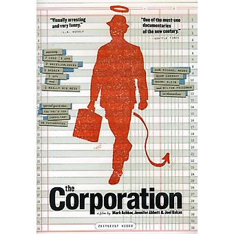 Corporation [DVD] USA importerer
