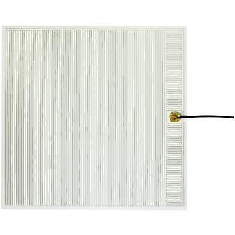 Heating foil self-adhesive 230 V AC 50 W IP rating IPX4 (L x W) 500 mm x 500 mm Thermo