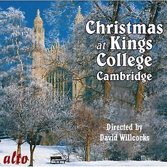 King's College Choir - jul vid King's College, Cambridge [CD] USA import