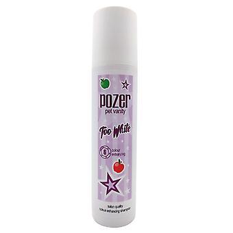 Pozer Too White Shampoo 300ml