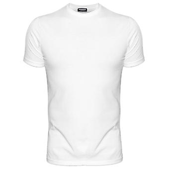 DSQUARED2 Underwear DSQUARED2 White DSQ2 Logo Crew Neck T-Shirt