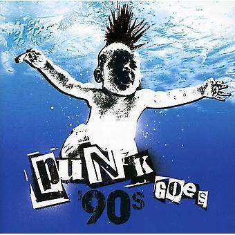 Punk går 90's - Punk går 90's [CD] USA importerer