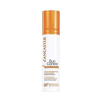 Lancaster Sun Control Sun Sensitive Radiant Glow Cream for Face SPF50 50ml - High Protection
