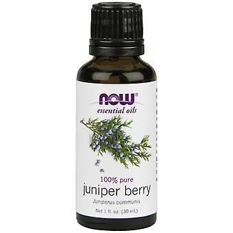 Now Foods Juniper Berry Oil 30 ml (Herbalist's , Oil essences)